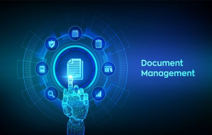 Smart Documents Management System